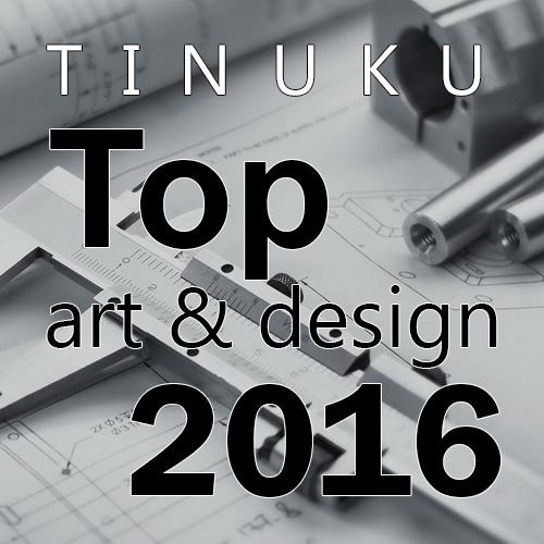 Tinuku's Top Art and Design 2016