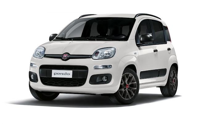 Fiat Professional Panda Van