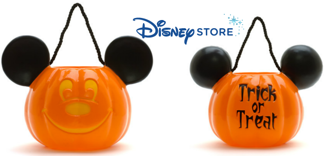 Disney Trick or Treat Bowl