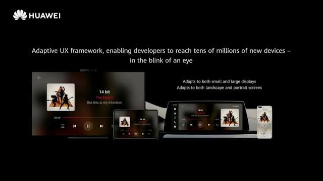 شركة هواوي تعلن عن أول شاشة ذكية بنظام Harmony OS 2.0