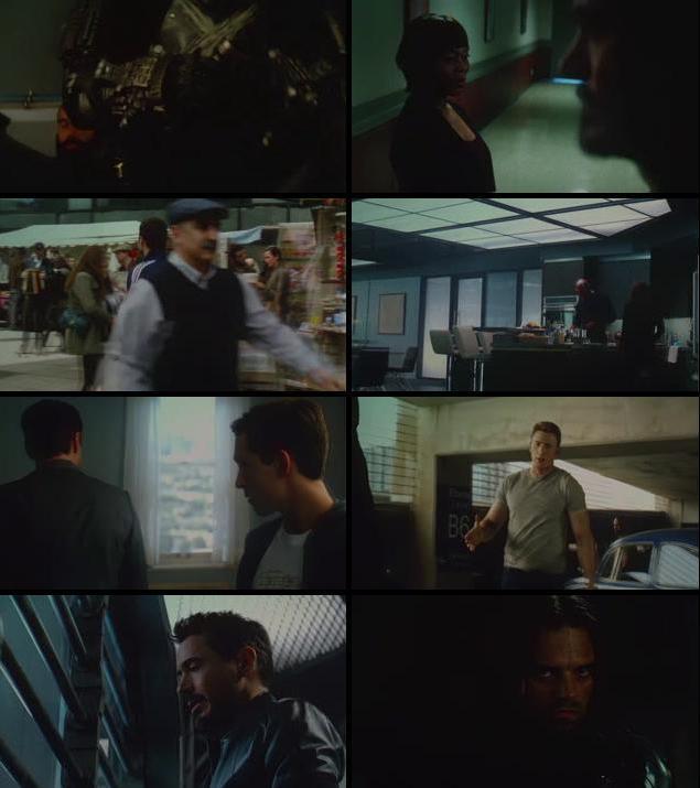 Captain America Civil War 2016 English HDTC