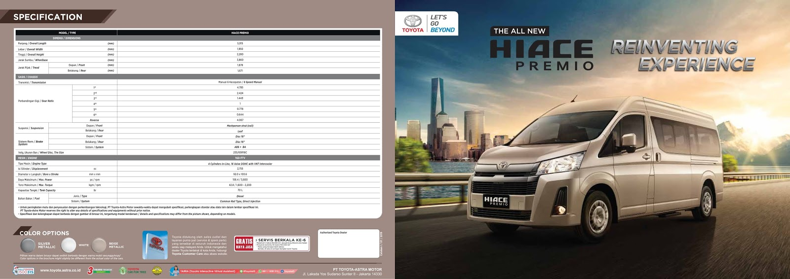 Dealer pusat mobil suzuki di bali adalah pusat info harga mobil suzuki bali, promo suzuki bali, kredit suzuki bali. Harga & Promo Toyota Hiace Bali Terbaik 2021