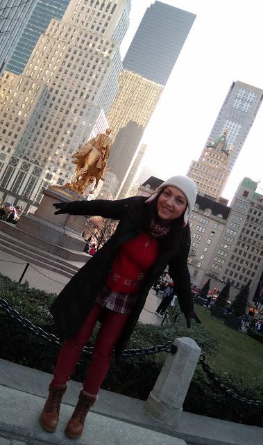 Monumento-de-Sherman-central-park-NY