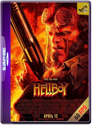 Hellboy (2019) [Brrip 1080p-60 FPS] Latino Dual [GoogleDrive] TeslavoHD