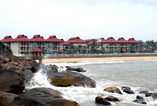 Resort Hoàng Gia Quy Nhơn của vợ ông Trần Bắc Hà