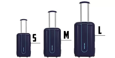 Let your luggage carry you : Featuring Smart Suitcases.