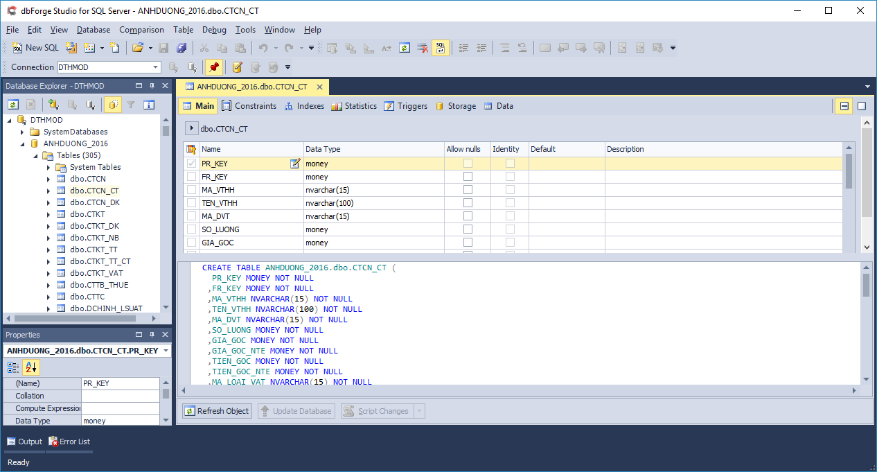 Download dbForge Studio for SQL Server Full License