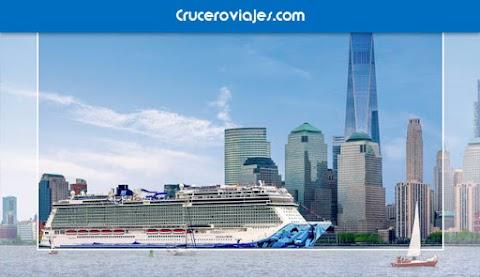 Norwegian Cruise Line anuncia nuevos itinerarios de viajes en Europa y América para verano de 2023