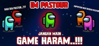 Game Among Us Haram