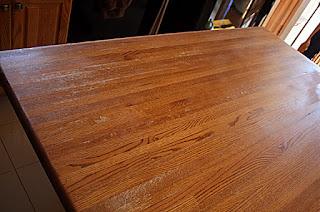 Kitchen Table Refinishing, NY