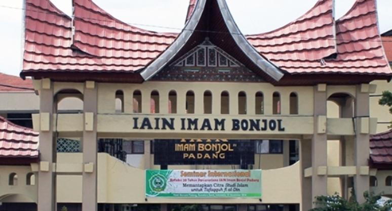 PENERIMAAN CALON MAHASISWA BARU (UINIB/IAIN) IMAM BONJOL PADANG  INSTITUT AGAMA ISLAM NEGERI