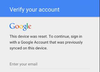 Cara Bypass Android FRP di HP Samsung (Lupa kode dan Akun Gmail)
