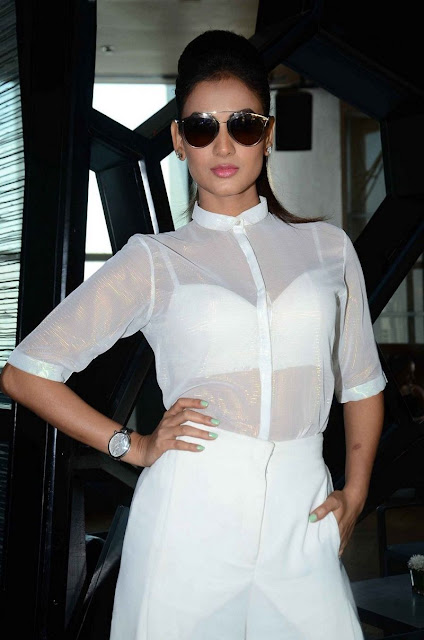 Sonal Chauhan at Lakme Fashion Week