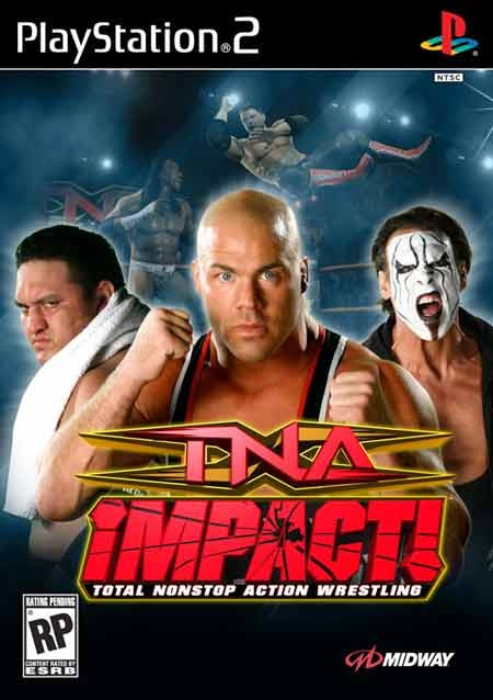 Games for PC: TNA Impact ps2 rom download