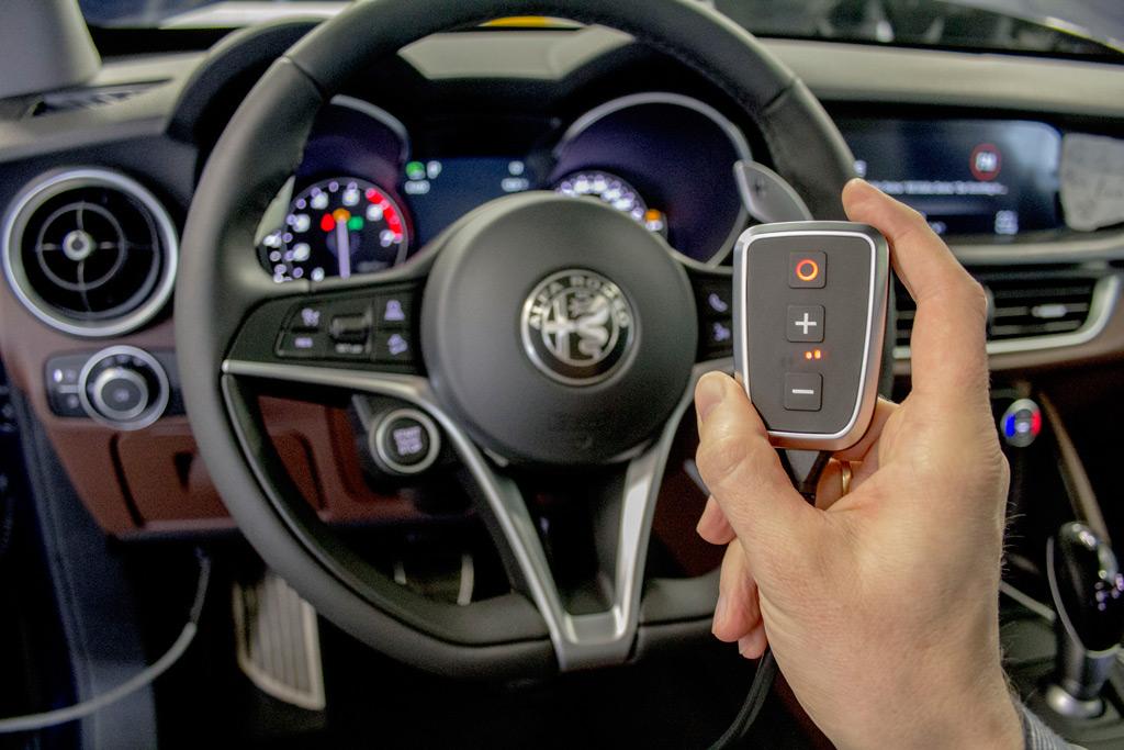 Alfa Romeo Stelvio Tuning Uber 300 Ps Fur 2 0 Turbo