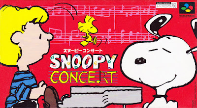 Rom de Snoopy Concert - SNES - Em Português - Download