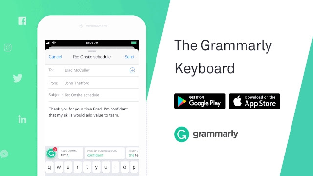 grammarly-keyboard-app-android