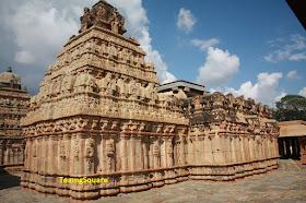 Sri Bhoganandishwara swamy Temple, Nandi