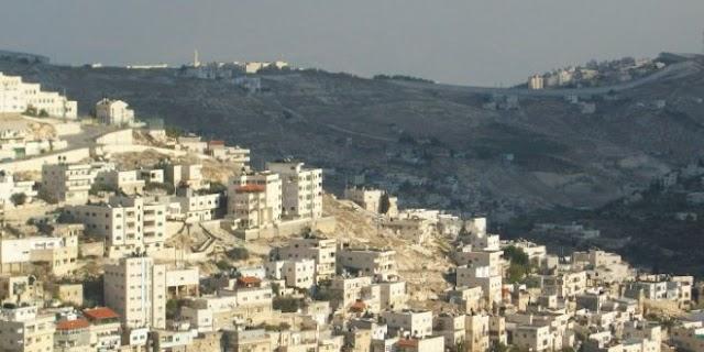 Israel trabalha nas construções de Jerusalém Oriental