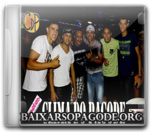 CD Clima Do Pagode - Ao Vivo (2013)