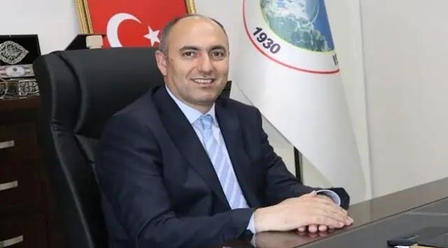 Başkan Aksoy'dan yeni yıl mesajı