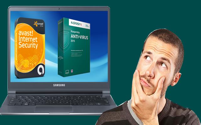 ماذا سيحصل اذا قمت بتثبيت برنامجين لمكافحة الفيروسات معا على حاسوب واحد