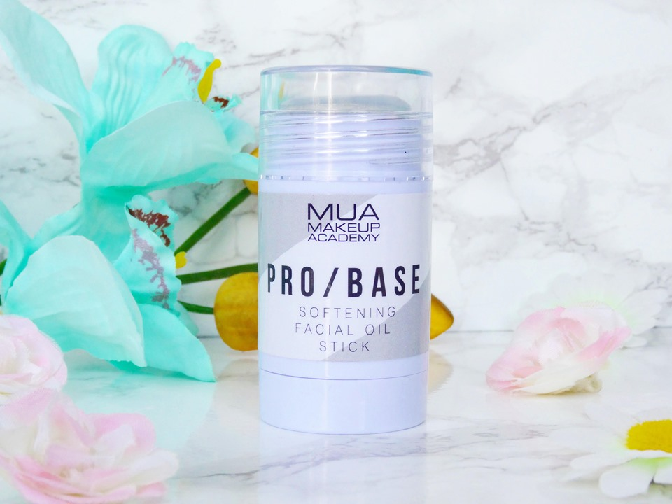 MUA Pro Base Facial Oil Stick Review