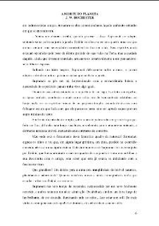 A Morte do Planeta (Psicografia Wera Krijanowskaia pdf - Espírito J. W. Rochester)