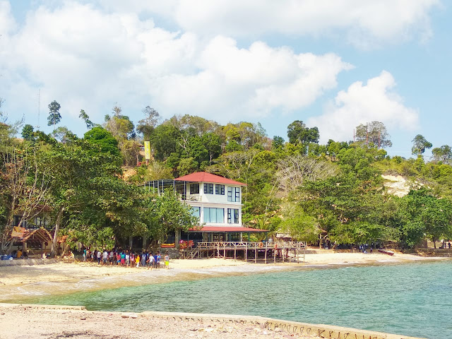 Area Pantai Mirota Barelang Batam