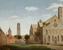 St. Mariakerk Utrecht, schilderij Pieter Saenredam