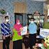Penanggulangan Stunting, PT. RAPP Serahkan Bantuan ke Pemkab Kampar.