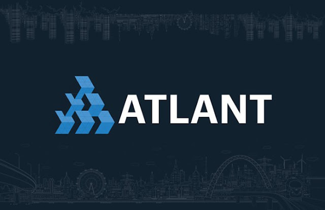 ATLANT - Platform Real Estate Dunia Pada Blockchain