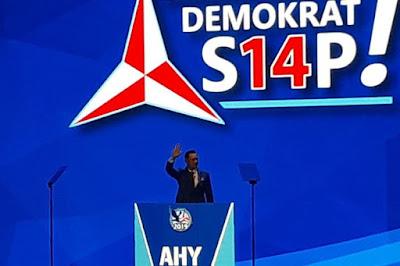 Pidato Lengkap AHY di Rapimnas Partai Demokrat