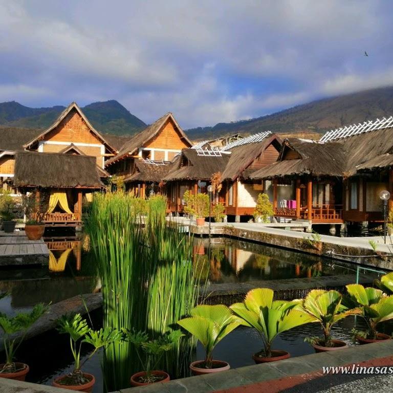 Pengalaman Menginap di Kampung Sumber Alam Resort  Garut
