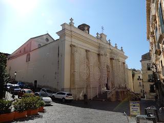 サレルノ大聖堂外観