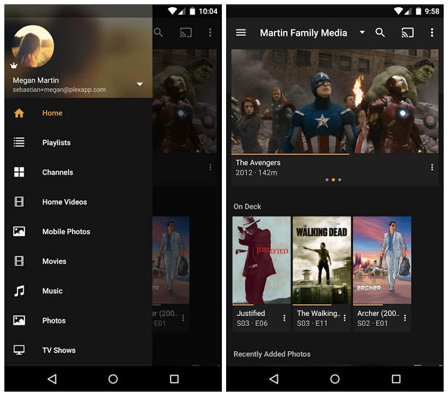 Plex For Android Patched