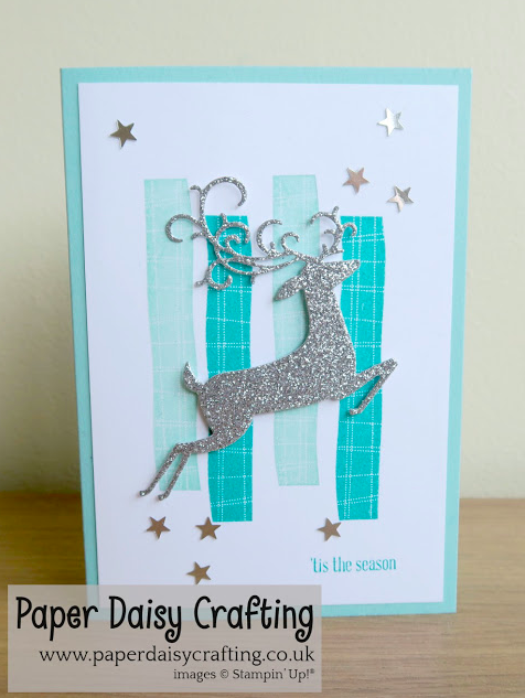 Nigezza Creates with Friends using Stampin' Up! Dashing Deer