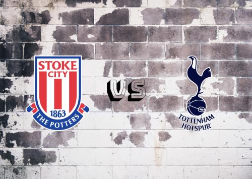 Stoke City vs Tottenham Hotspur  Resumen y Partido Completo