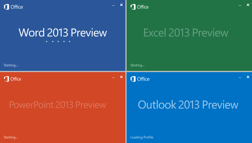 office 2013 preview screenshots gallery windows administrator blog