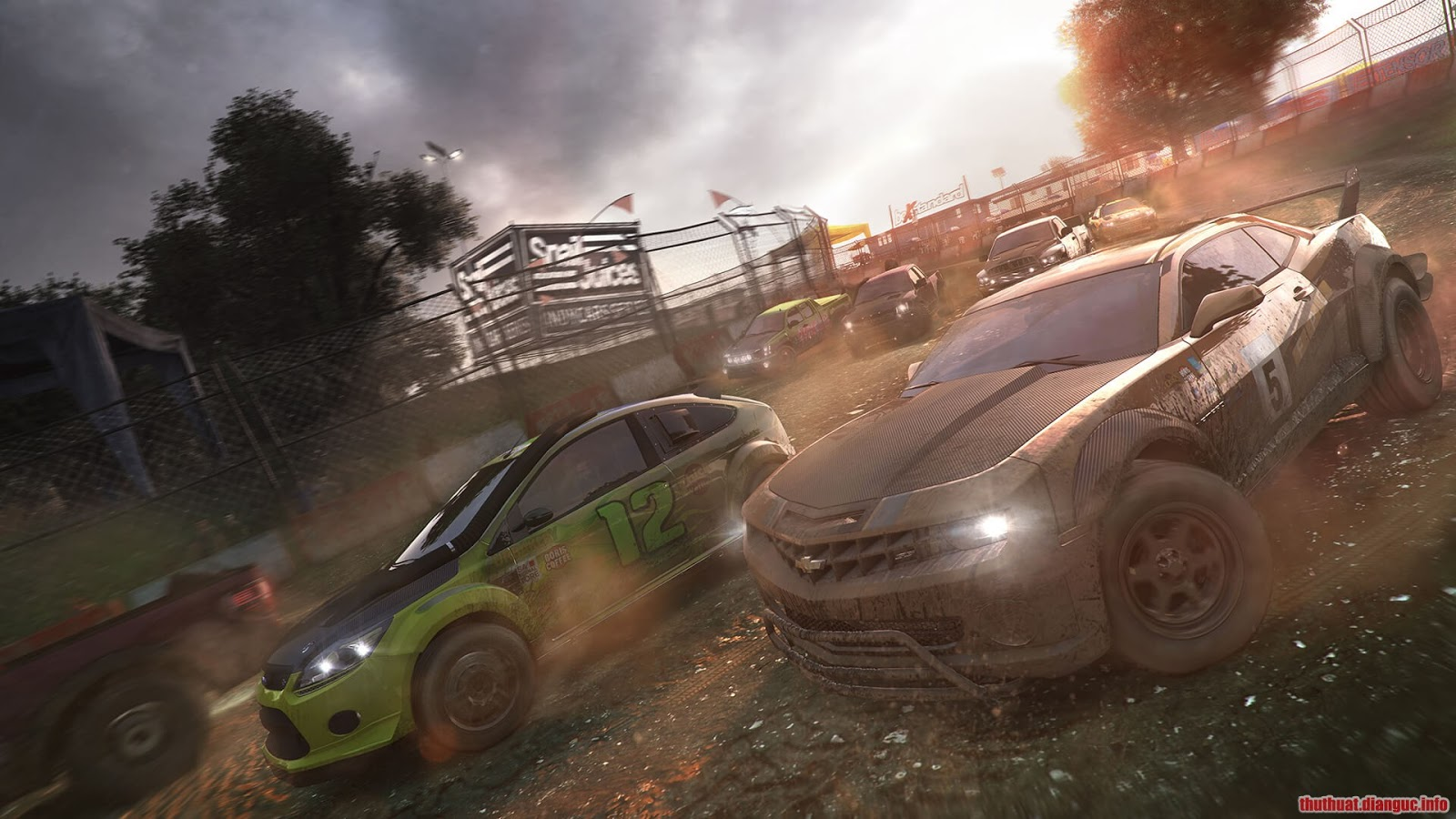 Download Game The Crew Full Crack