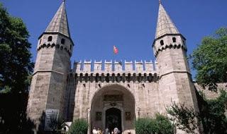 Istana Topkapı Istanbul Turki