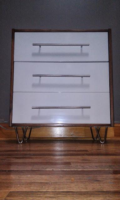 Hairpin legs for IKEA RAST dresser