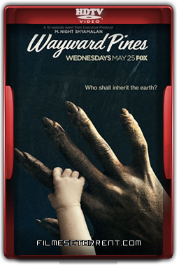 Wayward Pines 2 Temporada Torrent 2016 HDTV 720p e 1080p