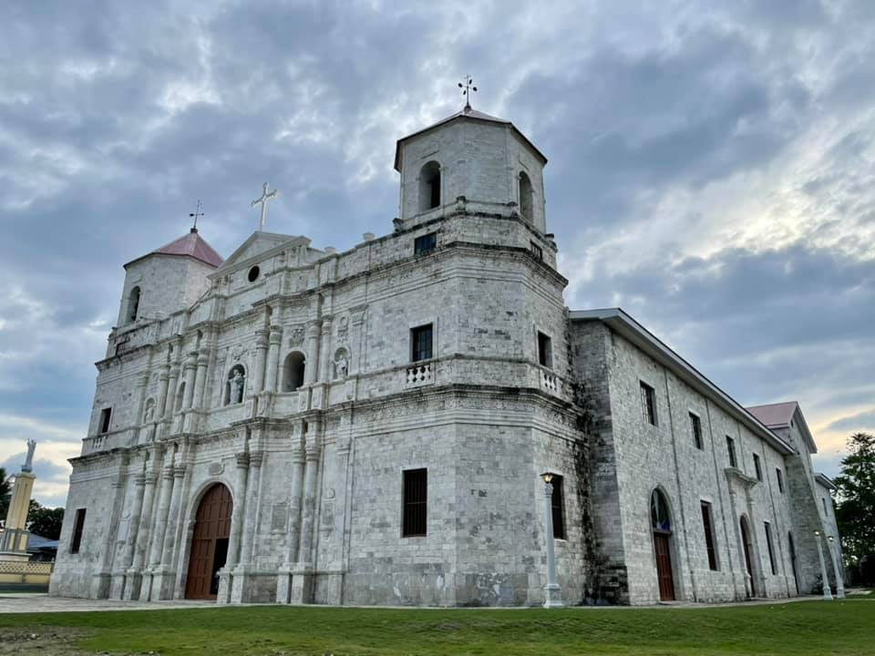 The Loon Church Reconstruction and Restoration- Parish Church of Our Lady of Light (Nuestra Señora de la Luz) in Bohol Philippines