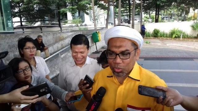 Jokowi Digugat Pedagang Rp10 Miliyar, Ngabalin Ngegas: Memangnya Corona Buatan Pemerintah?