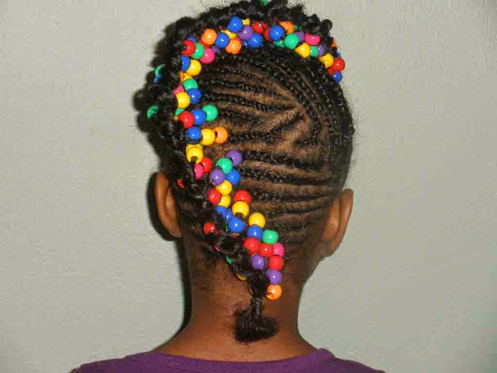 Wow! Surprising Braided Hairstyles For Little Black Girls