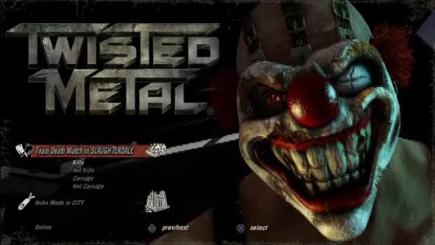 Twisted Metal Black Sweet Tooth 83