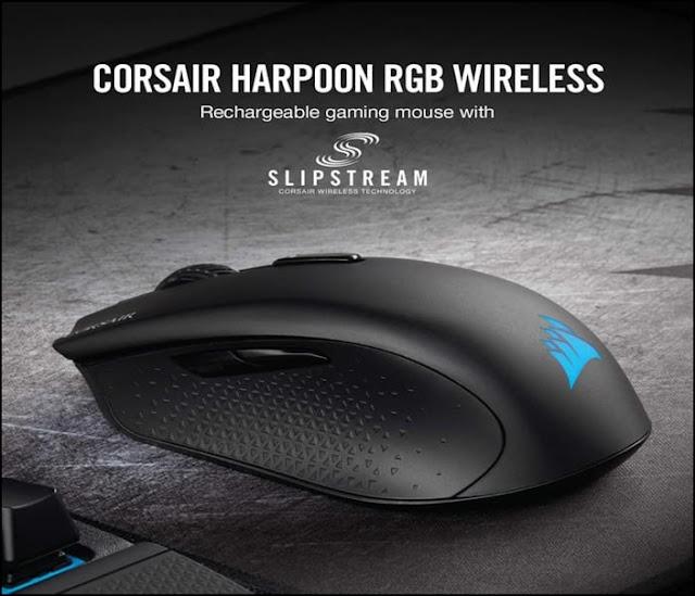 Mouse gaming wireless terbaik