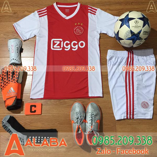 Tổng Hợp Các Mẫu Áo Đấu Ajax 2020 Đẹp Nhất Hiện Nay