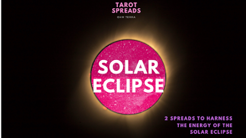 Solar Eclipse Tarot Spreads